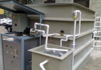 园林污水一体化污水处理设备