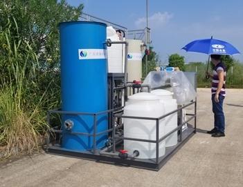 惠州大亚湾含盐废水处理改造工程