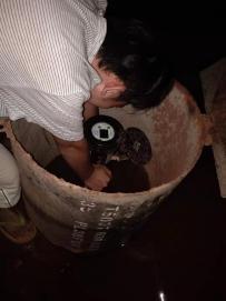 青藤环境 致敬我们在一线抢修的工作人员
