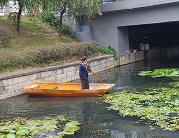 在线水质监测仪助力河道水质治理